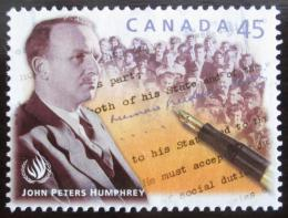 Poštovní známka Kanada 1998 John Peters Humphrey Mi# 1724