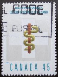 Poštovní známka Kanada 1998 Zdravotnický personál Mi# 1689