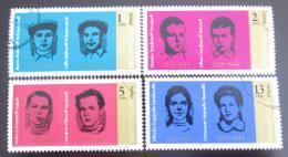 Poštovní známky Bulharsko 1975 Obìti války Mi# 2407-10