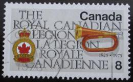 Poštovní známka Kanada 1975 Královské legie Mi# 616