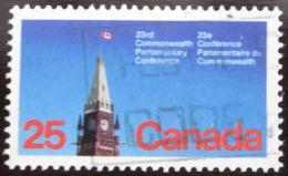 Poštovní známka Kanada 1977 Peace Tower, Ottawa Mi# 668