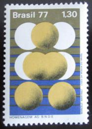 Poštovní známka Brazílie 1977 Rozvojová banka Mi# 1602