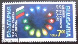 Poštovní známka Bulharsko 1992 Rada Evropy Mi# 4014