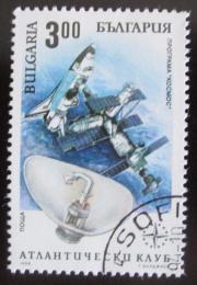 Poštovní známka Bulharsko 1994 Vesmírný program Mi# 4128