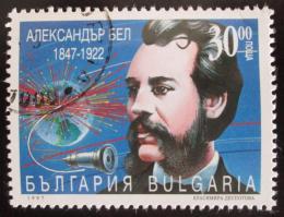 Poštovní známka Bulharsko 1996 Alexander G. Bell Mi# 4269