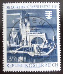 Poštovní známka Rakousko 1970 Festival, Bregen Mi# 1334