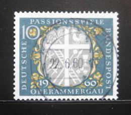 Poštovní známka Nìmecko 1960 Ukøižování Mi# 329