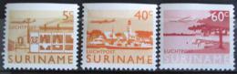 Poštovní známky Surinam 1978 Letadla, ze sešitku Mi# 804-06 D