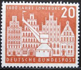 Poštovní známka Nìmecko 1956 Lüneburg milénium Mi# 230 8.50€