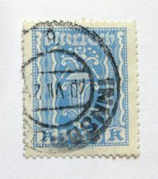 Poštovní známka Rakousko 1923 Práce a prùmysl Mi# 396