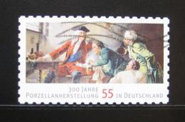 Poštovní známka Nìmecko 2010 Výroba porcelánu Mi# 2816