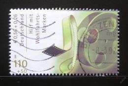 Poštovní známka Nìmecko 2001 Filmová cívka Mi# 2220