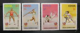 Poštovní známky Keòa 1988 LOH Soul Mi# 447-50