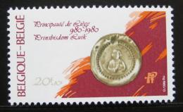 Poštovní známka Belgie 1980 Biskupova peèe� Mi# 2042