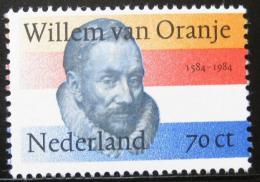 Poštovní známka Nizozemí 1984 William Oranžský Mi# 1256