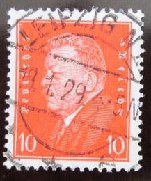 Poštovní známka Nìmecko 1928 Prezident Ebert Mi# 413