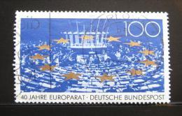 Poštovní známka Nìmecko 1989 Rada Evropy Mi# 1422