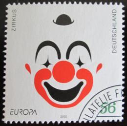 Poštovní známka Nìmecko 2002 Evropa CEPT, Cirkus Mi# 2252