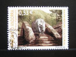 Poštovní známka Andorra Šp. 2005 Umìní, Mark Brusse Mi# 323
