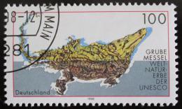 Poštovní známka Nìmecko 1998 Nalezištì fosílií Mi# 2006