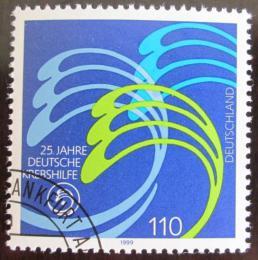 Poštovní známka Nìmecko 1999 Léèba rakoviny Mi# 2044