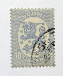 Poštovní známka Finsko 1926 Státní znak Mi# 112