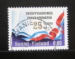 Poštovní známka Finsko 1973 Pøátelství se SSSR Mi# 720