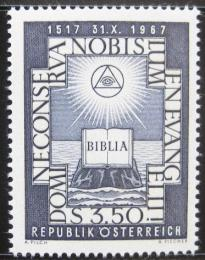 Poštovní známka Rakousko 1967 Výroèí reformace Mi# 1249
