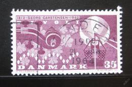 Poštovní známka Dánsko 1962 Zábavní park Tivoli Mi# 407