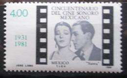 Poštovní známka Mexiko 1981 Mexický film Mi# 1771
