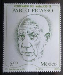 Poštovní známka Mexiko 1981 Pablo Picasso Mi# 1764