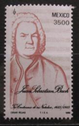 Poštovní známka Mexiko 1985 Johann Sebastian Bach Mi# 1924