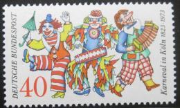 Poštovní známka Nìmecko 1972 Karneval Mi# 748
