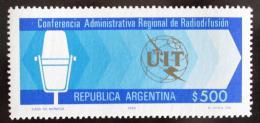 Poštovní známka Argentina 1980 Konference ITU Mi# 1432