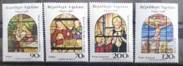 Poštovní známky Togo 1988 Umìní, velikonoce Mi# 2066-69