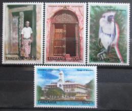 Poštovní známky Tanzánie 2009 Zanzibar Mi# 4643-46 - zvìtšit obrázek