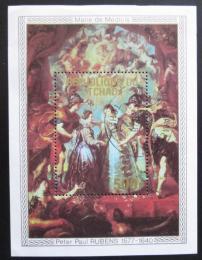 Poštovní známka Èad 1978 Umìní, Rubens Mi# Block 73