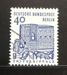 Poštovní známka Západní Berlín 1965 Pevnost Mi# 245 - zvětšit obrázek