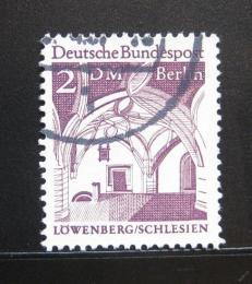 Poštovní známka Západní Berlín 1966 Radnice Lowenberg Mi# 285