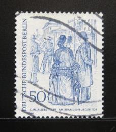 Poštovní známka Západní Berlín 1969 Berlíòané Mi# 337