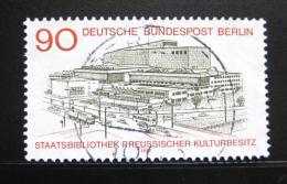 Poštovní známka Západní Berlín 1978 Národní knihovna Mi# 577