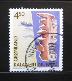 Poštovní známka Grónsko 2000 Kulturní dìdictví Mi# 356