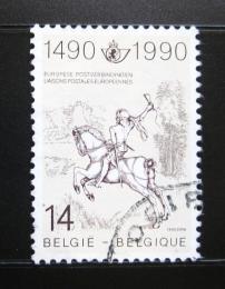 Poštovní známka Belgie 1990 Doruèovatel, A. Durer Mi# 2402