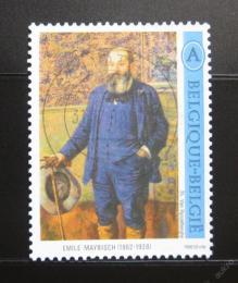 Poštovní známka Belgie 1996 Umìní, Van Rysselberghe Mi# 2679