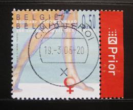 Poštovní známka Belgie 2005 Rada žen, 100. výroèí Mi# 3396
