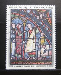Poštovní známka Francie 1963 Umìní Mi# 1453