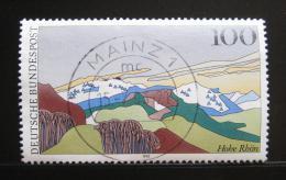 Poštovní známka Nìmecko 1993 Hohe Rhon Mi# 1686