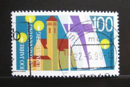 Poštovní známka Nìmecko 1990 Diakonická instituce Mi# 1467