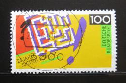 Poštovní známka Nìmecko 1990 Vìda a technologie Mi# 1453