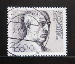 Poštovní známka Nìmecko 1990 Wilhelm Leuschner, politik Mi# 1466